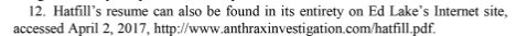 example footnote